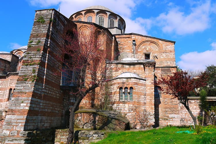 Istanbul Tour in Balat Including Chora Church, City Walls ...