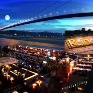 Picture of Reina Istanbul, top nightlife entertainment by the Bosphorus.