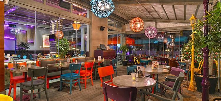Picture of Hardal Bar and Restaurant in Nişantaşı, Istanbul.