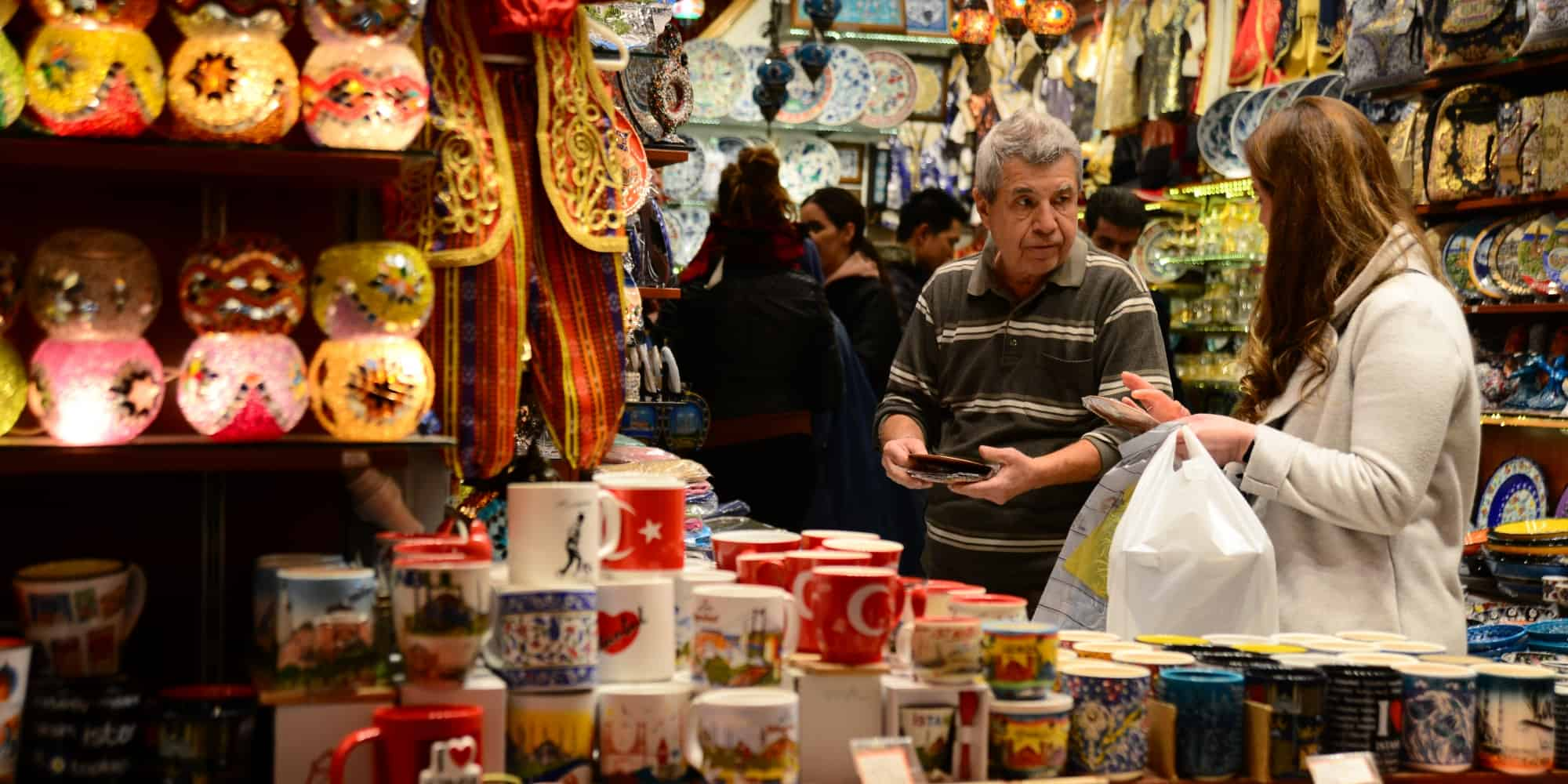 How to Bargain Like a Pro in Istanbuls Grand Bazaar and Elsewhere