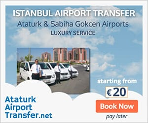 how to go to sabiha gokcen airport from taksim